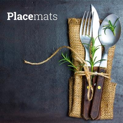 Gericht Media - producten en diensten - Placemats