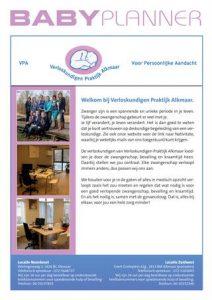 Gericht Media - Babyplanner Verloskundigenpraktijk Alkmaar
