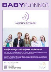Gericht Media - Babyplanner Verloskundigenpraktijk Catharina Schrader