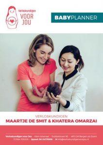 Gericht Media - Babyplanner Verloskundigenpraktijk Maartje Smit en Khatera Omarzai