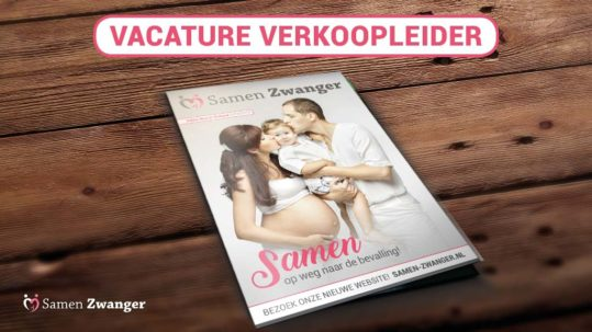 Gericht Media - Vacature VERKOOPLEIDER Samen Zwanger