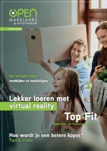 Gericht Media - media - thuis bij magazine - Open Makelaars en Hypotheken